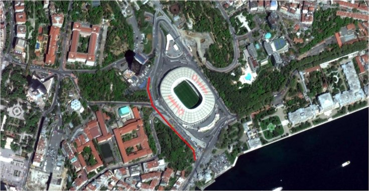 Beşiktaş'ta BEDAŞ çalışması nedeniyle şerit daraltması yapılacak