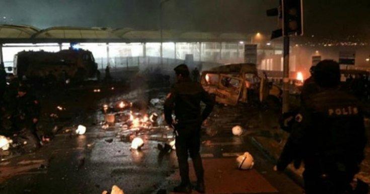 Beşiktaş'taki terör saldırısı davasında istenen cezalar belli oldu