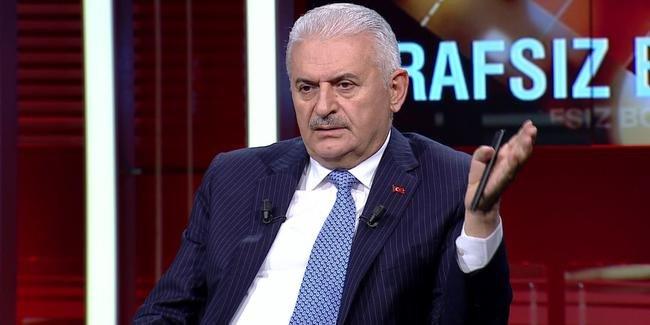 Binali Yıldırım CNN TÜRK'te Ahmet Hakan'ın sorularını yanıtladı