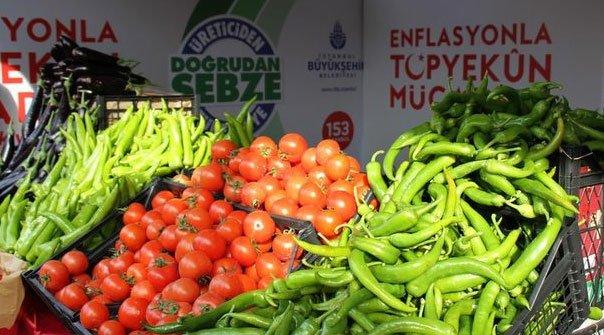 Birleşik Kamu-İş: Tanzim satış gibi geçici yöntemler gıda fiyatlarındaki artışı durduramıyor