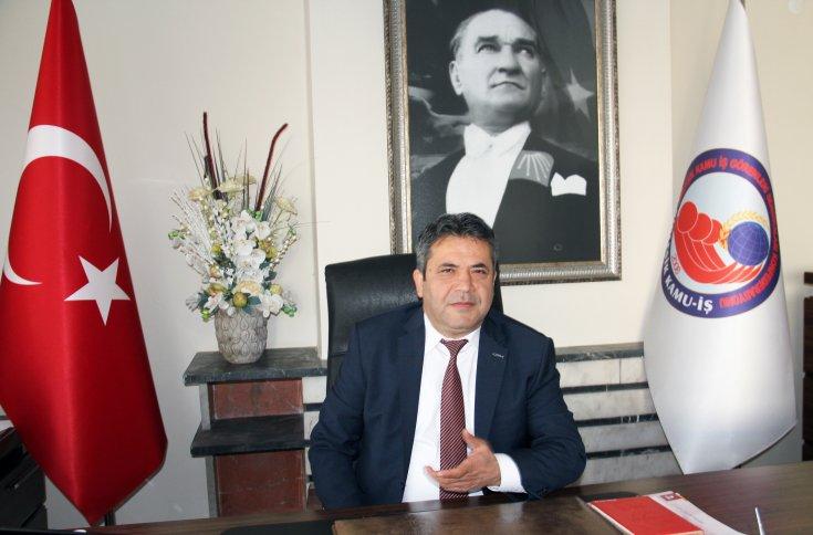 Birleşik Kamu İş'ten AKP'nin 2020 bütçe tasarısına eleştiri