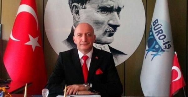 Büro İş Genel Başkanı Hamzaçebi: Adli yıl açılış yeri Cumhurbaşkanlığı külliyesi değil, adalet sarayıdır