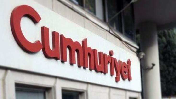 Çağdaş Gazeteciler Derneği'nden Cumhuriyet'e tepki