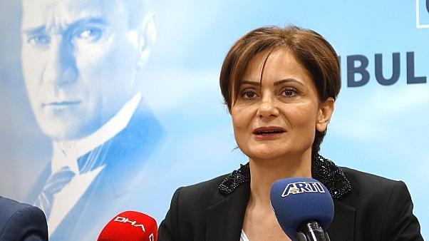Canan Kaftancıoğlu davasının 2. duruşması görüldü: Bu, İstanbul'u yeniden halka vermek üzere yola çıkmış bir il başkanını cezalandırma davasıdır