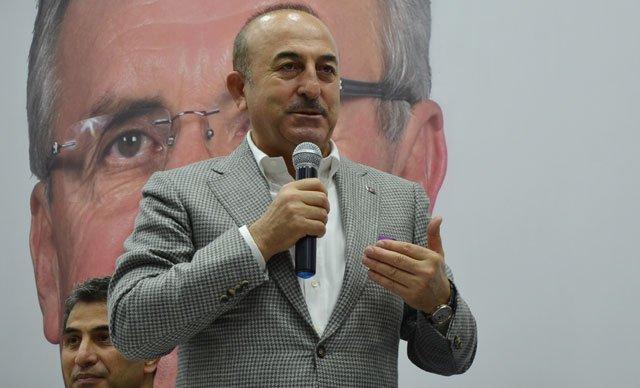 Çavuşoğlu: Aradaki rantçılar ortadan kalkacak