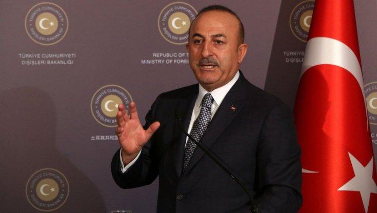 Çavuşoğlu: Biz Atatürk'ten geçinen asalaklara karşıyız