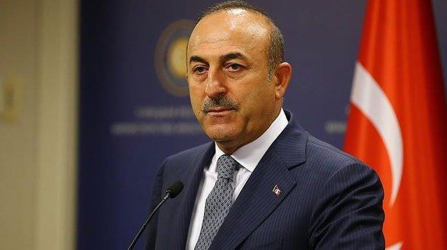 Çavuşoğlu: Fırat'ın doğusundan YPG, PKK'yı temizleyeceğiz