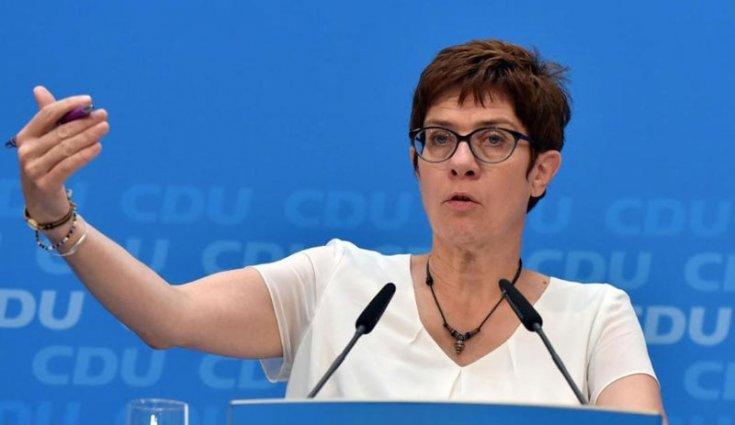CDU lideri: Türkiye'de oy verme özgürlüğü yok