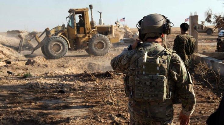 CENTCOM: DSG, 24 saat içinde askeri siperlerini yıktı