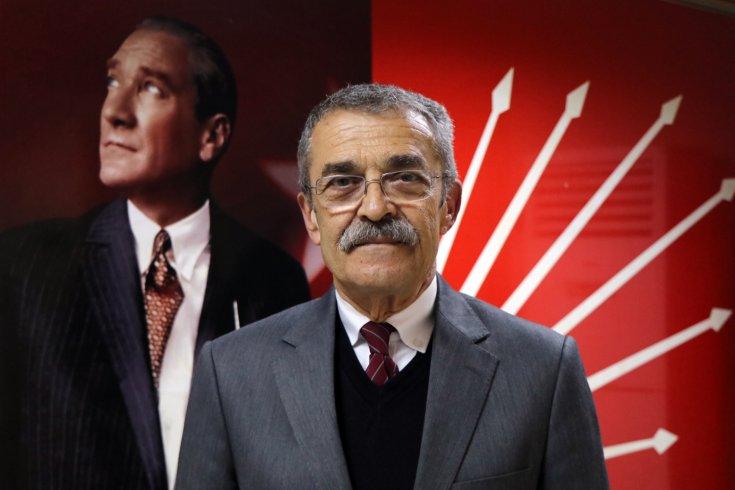 CHP Adana İl Başkanlığı görevine Mehmet Çelebi seçildi