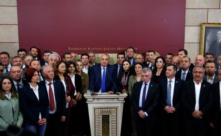 CHP grubundan ortak açıklama: Olayların kışkırtıcısı bizzat Süleyman Soylu'dur, derhal görevinden istifa etmelidir