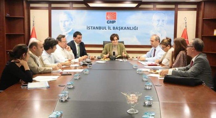 CHP İstanbul Kent Hakları İzleme Kurulu'ndan İBB'nin Boğazlar üzerindeki yetkisinin alınmasına tepki: Fiilen İstanbul'a kayyım atanmak isteniyor