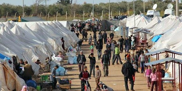 CHP, Suriyelilere harcandığı belirtilen 240 katrilyon için araştırma önergesi verdi