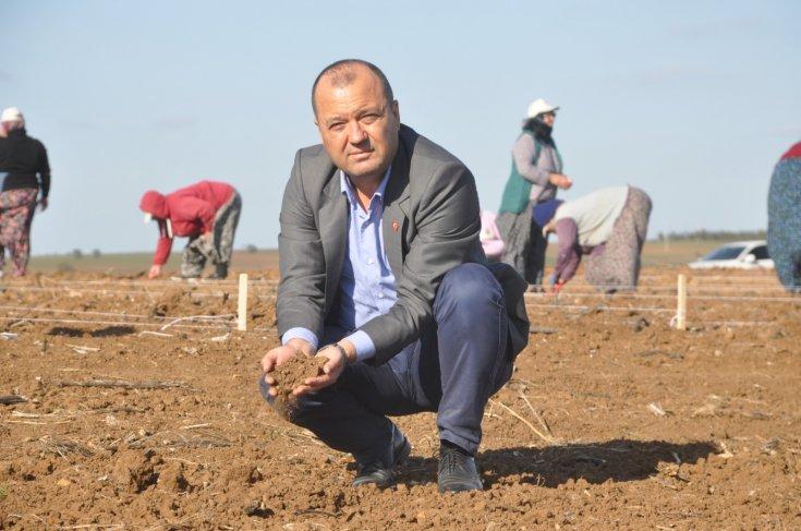 CHP Tekirdağ Milletvekili Dr. İlhami Özcan Aygun ile ilgili görsel sonucu