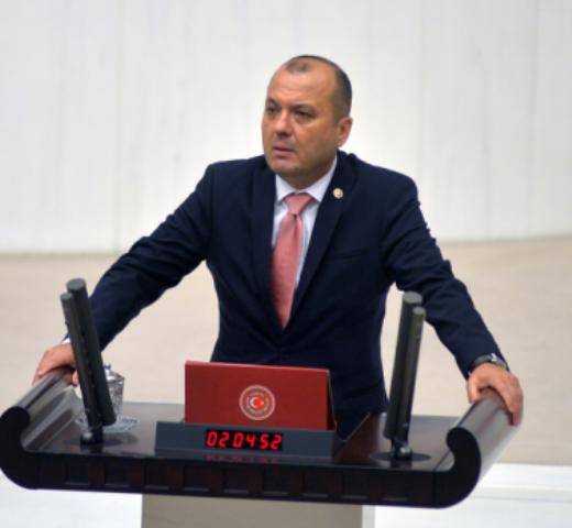 CHP'li Aygun: Sıfır gümrüklü ithalat kararı ile çiftçinin üretmesi engelleniyor!
