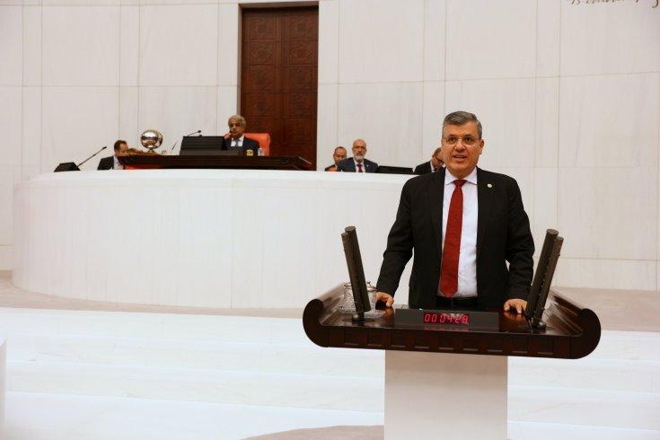CHP'li Barut: İşsizlik ve üretim maliyeti çok arttı
