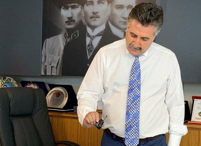 CHP'li başkanın odasında bulunan dinleme cihazına ilişkin yeni gelişme