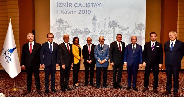 CHP'li Büyükşehir Belediye Başkanları Çalıştayı'nın ikincisi İzmir'de düzenleniyor
