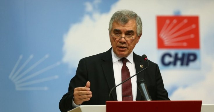 CHP'li Çeviköz: Mevcut iktidar döneminde dış politikamız batağa saplanmış bir haldedir