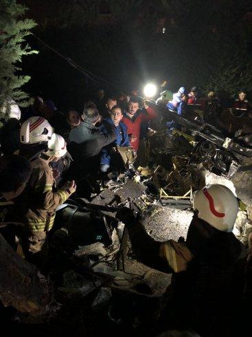 CHP'li Hamzacebi'den dikkat çeken helikopter kazası açıklaması: Helikopter arızalı mıydı?