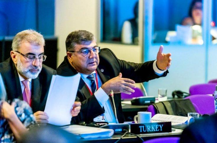 CHP'li Kamil Okyay Sındır'a NATO Parlamentosu'nda görev