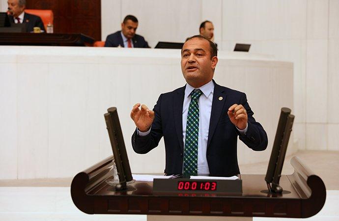 CHP'li Karabat: TBMM itibarsızlaştırılıyor