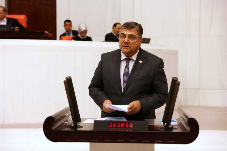 """CHP'li Sındır: """"Beyaz altında Türkiye yeniden söz sahibi olabilir"""""""