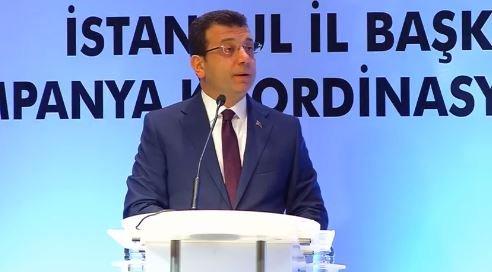 CHP'nin İstanbul adayı Ekrem İmamoğlu: Bu seçimleri kazanmak için bütün koşullar uygun