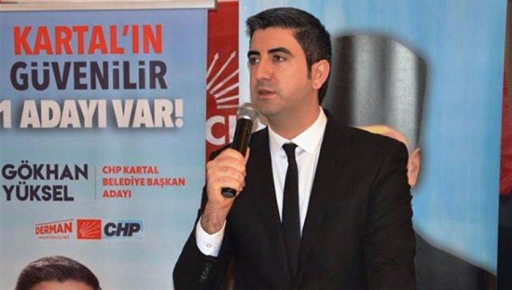 CHP'nin Kartal adayı Gökhan Yüksel'in ''Proje Tanıtım Toplantısı'' 15 Mart'ta yapılacak
