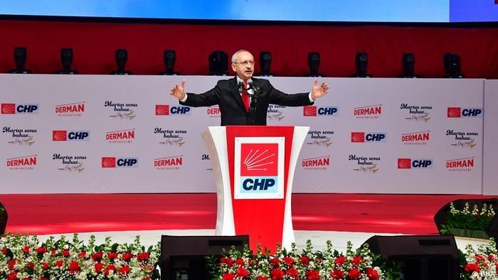 'CHP'nin parti içindeki tartışmalardan uzaklaşıp, Türkiye'ye odaklanması gerekiyor'