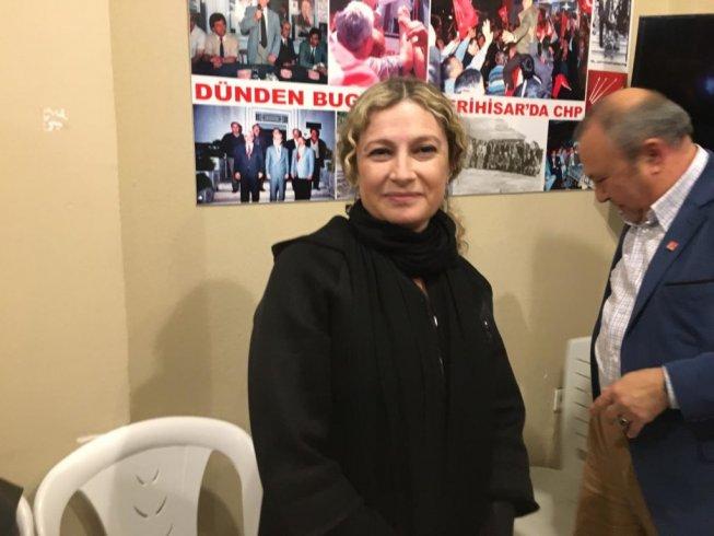 CHP'nin Seferihisar Belediye Başkan Adayı Yelda Celiloğlu adaylıktan çekildi