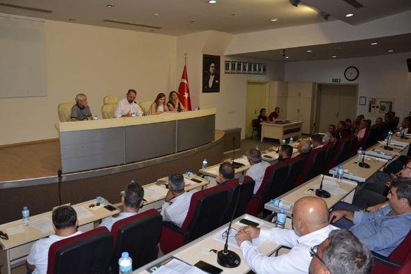 Çiğli Belediye Meclisi'nde Millet İttifakı ile Cumhur İttifakı'ndan ortak karar: İZBAN yer altına alınacak