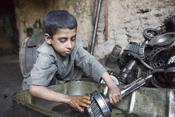 Çocuk işçi sayısı 1 yılda 7 bin kişi arttı