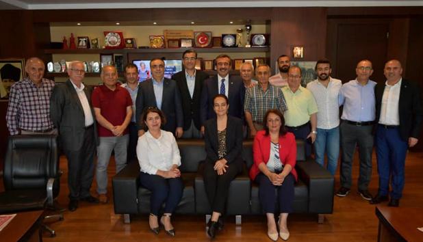 Çukurova Belediye Başkanı Çetin'den İstanbul açıklaması: Türkiye'de yaşayan herkes harekete geçmeli