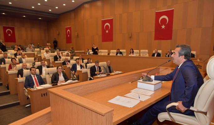 Çukurova Meclisi ilk toplantısını yaptı: 'Uyum içinde önemli hizmetlere imza atacağız'