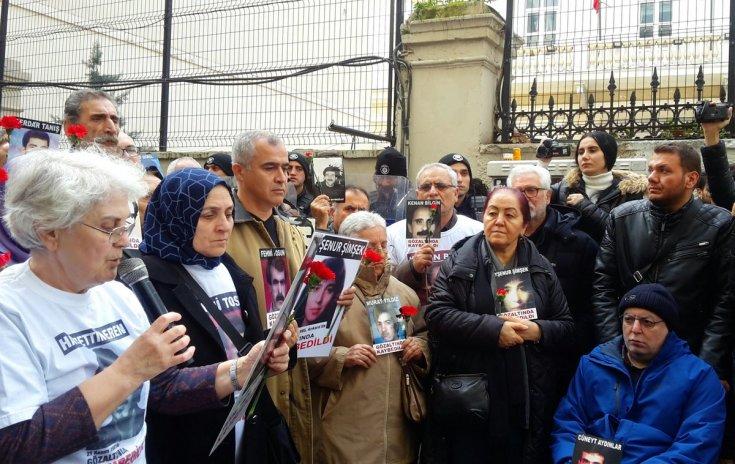 Cumartesi Anneleri 722. haftasında Ayşenur Şimşek için adalet istedi: 'Aydınlatamadığınız her cinayet imtihanınız'
