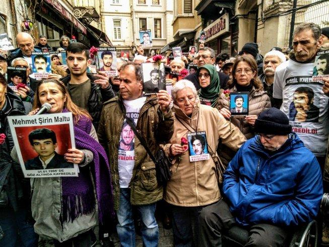Cumartesi Anneleri 724. haftada: 'Devletin yakasını asla bırakmayacağız'