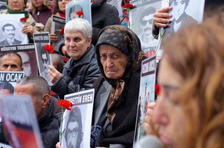 Cumartesi Annelerinden Hayrettin Eren'in annesi Elmas Eren hayatını kaybetti