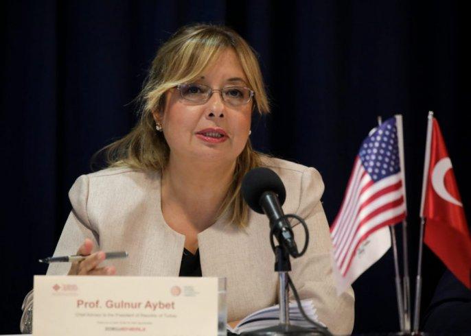 Cumhurbaşkanı Başdanışmanı Aybet: En büyük IŞİD kampı operasyon alanımızın dışında. Yakalanan IŞİD'lilerin durumu uluslararası işbirliğiyle çözülmeli