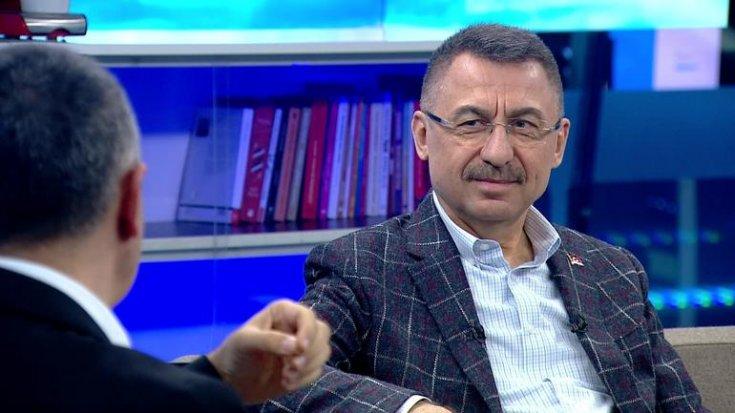 Cumhurbaşkanı Yardımcısı Fuat Oktay: Ekonomideki saldırıyı yeni sistemle önledik