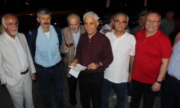 Cumhuriyet Gazetesi eski çalışanları serbest bırakıldı