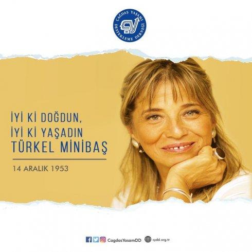 ÇYDD'den Türkel Minibaş paylaşımı