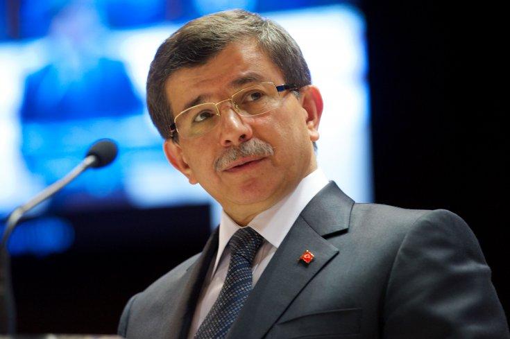 Davutoğlu Ankara'da eski AKP'lilerle bir araya geldi