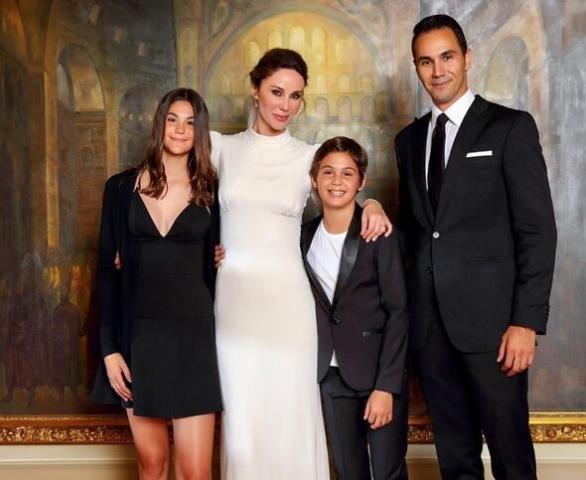 Demet Şener, Cenk Küpeli ile evlendi