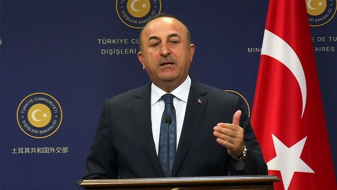 """Dışişleri Bakanı Mevlüt Çavuşoğlu: """"Bu bir ateşkes değildir, ara veriyoruz"""""""