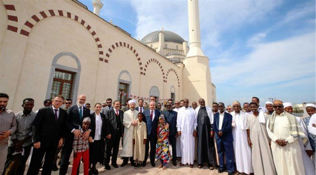 Diyanet, yurt dışındaki cami inşaatları için yarım milyar lirayı aşkın para harcadı