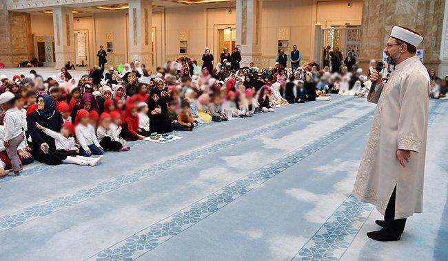 'Diyanet'in 4-6 yaş Kuran kursları çocuklara uygun değil'