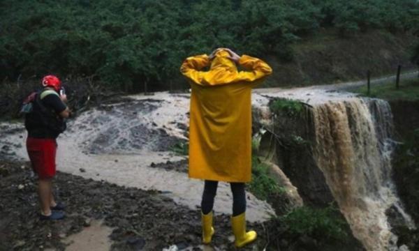 Düzce'deki sel felaketinde bir kız çocuğunun cansız bedenine ulaşıldı