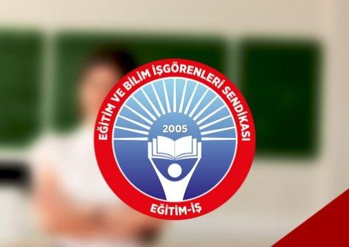 Eğitim-İş'ten Antalya İl Milli Eğitim Müdürlüğü'ne tepki