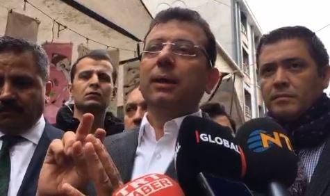 Ekrem İmamoğlu: Büyükçekmece'yi denediler baktılar ki kendileri yanlış işlemler yapmışlar, Maltepe'ye döndüler. YSK son noktayı koymalıdır